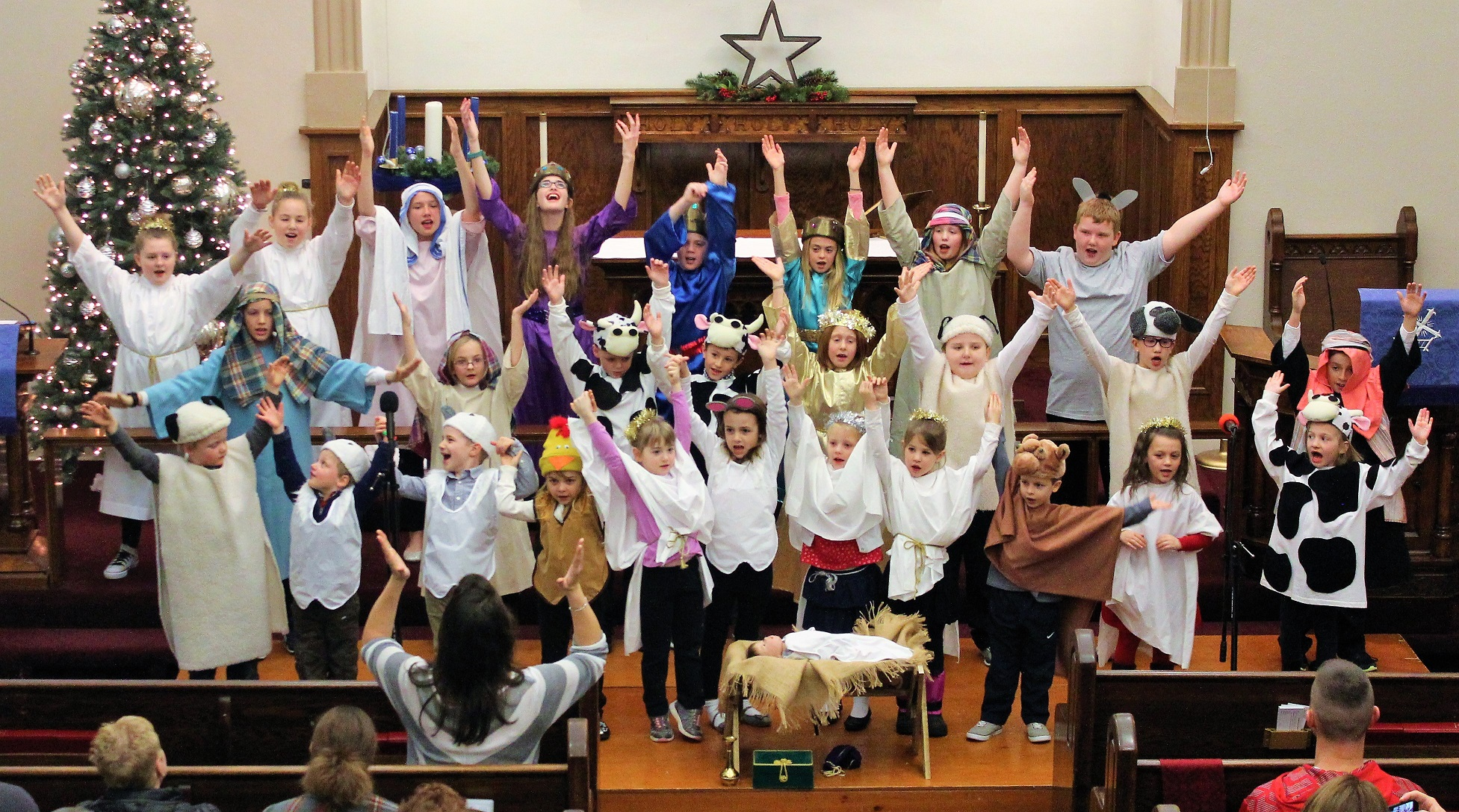 Christmas Musicals For Kids Church